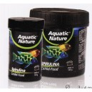 ALIMENTO PECES CICLIDOS SPIRULINA 320 ML. AQUATIC NATURE