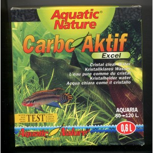 CARBON 0,6 L.AQUATIC NATURE