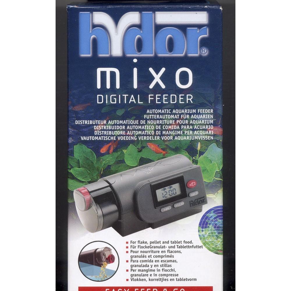 Comedero automatico hydor mundifauna for Comedero automatico para peces