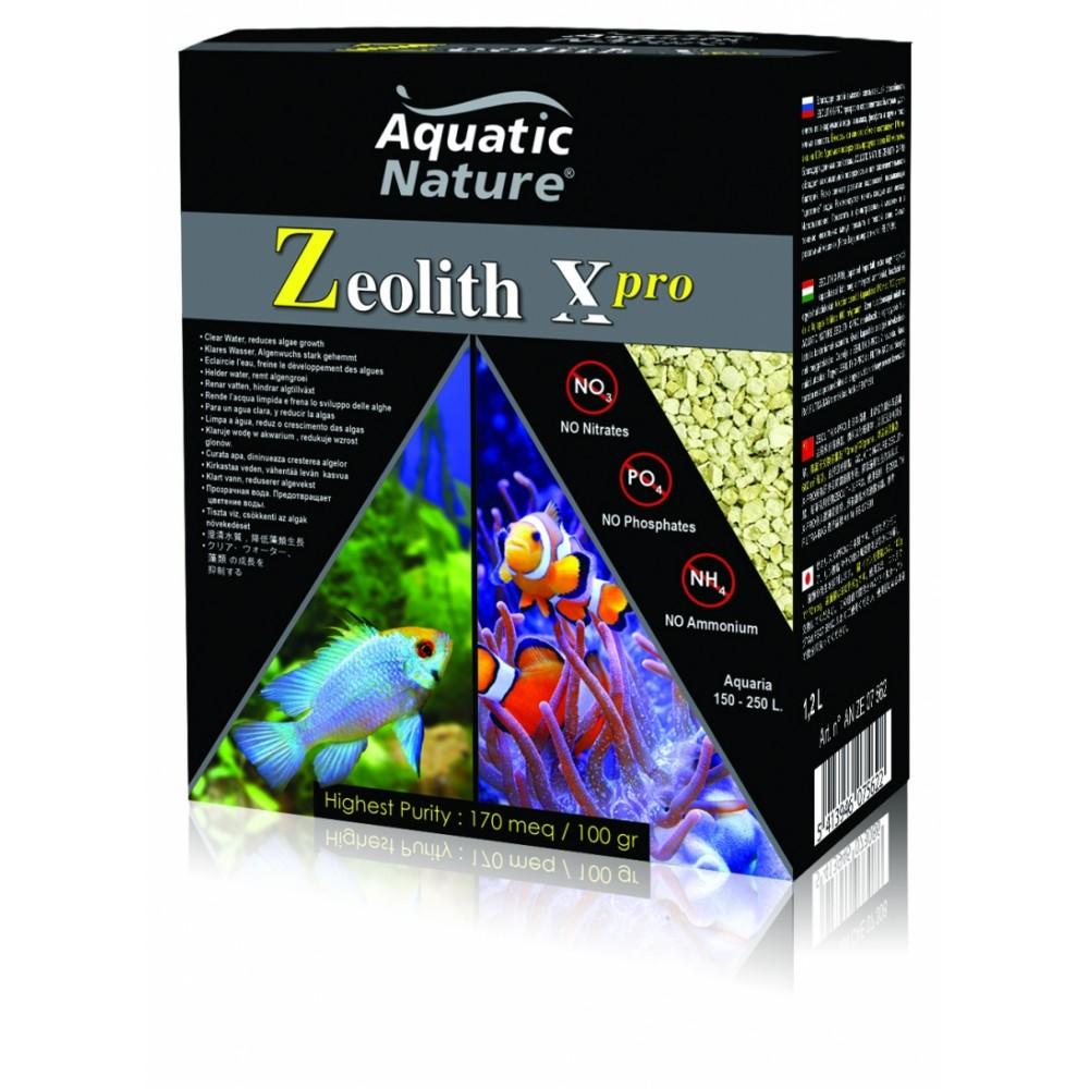 zeolith x pro 1 2 l aquatic nature mundifauna. Black Bedroom Furniture Sets. Home Design Ideas