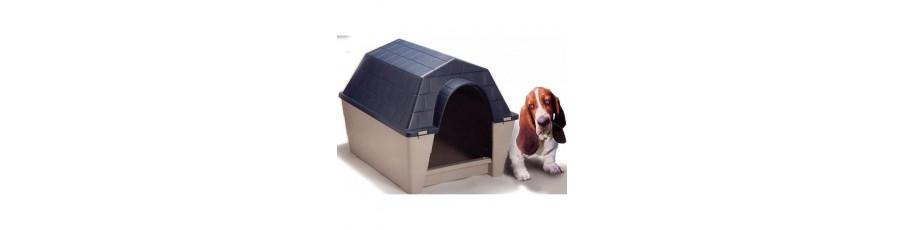 Casetas y casas para perros mundifauna for Casetas para perros aki