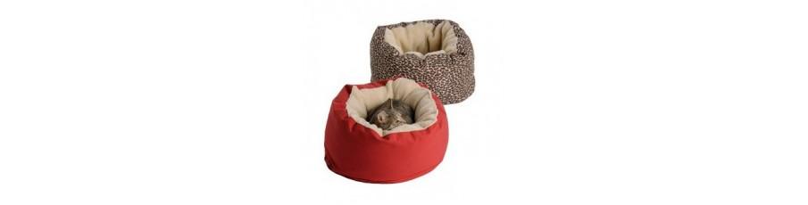 Colchonetas y cunas para gatos