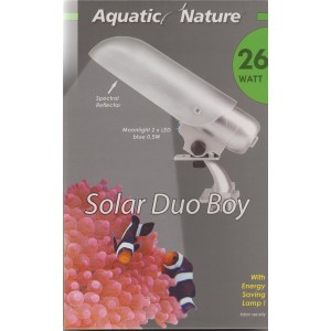 PANTALLA SOLAR DUO BOY DE AQUATIC NATURE