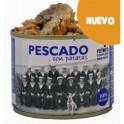PESCADO CON PATATAS DE RETORN